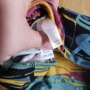 LuLaRoe Pants - Lularoe OS leggings Brand new, trains, subway cars